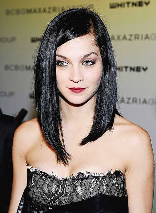 20 Inverted Bob Images   Bob Hairstyles 2015 - Short Hairstyles for Women