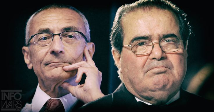 ?Wet Works?: Podesta Email Makes Assassination Reference Days Before Scalia Death