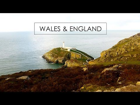 Art of Beauty: TRAVEL VLOG HD: WALES AND ENGLAND (KITESURFING)