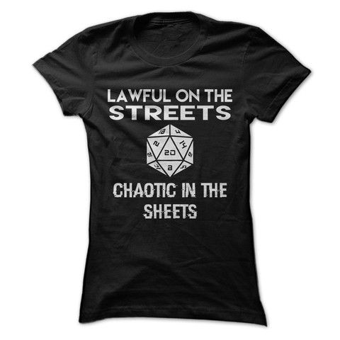 Lawful And Chaotic