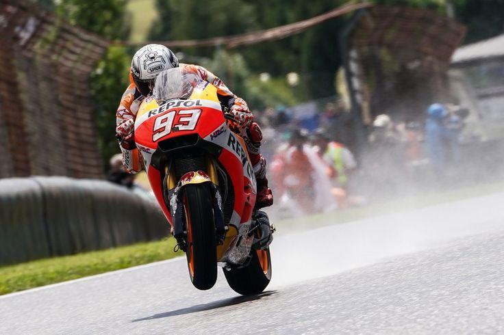 Aggiornamento Diretta MotoGP Germania 2017 Video Streaming. Il suo nome è il Sachsenring, ma in verità è casa di Marc Marquez. Il Cabroncito partirà davant