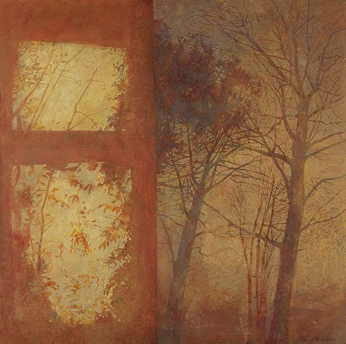 Burnished Land by Victoria Crowe