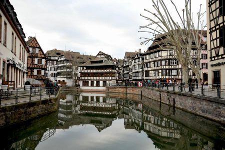 Stadtteil von Straßburg ist La Petite France