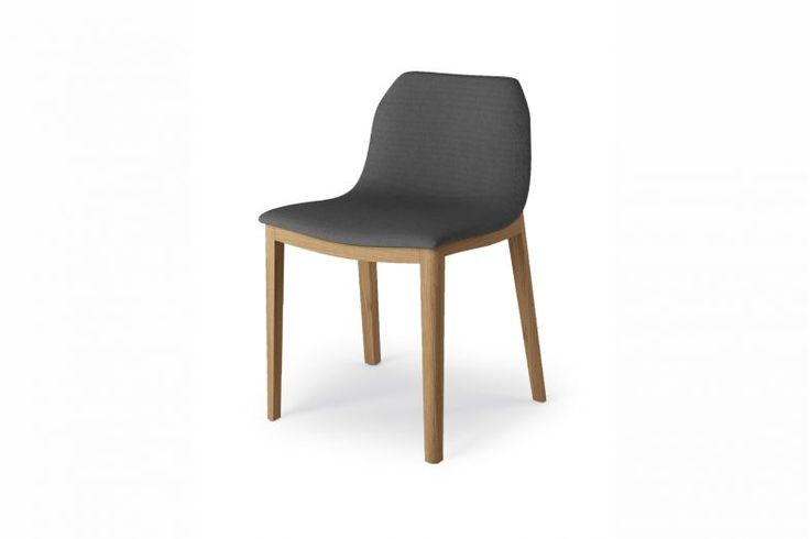 Kaori Upholstered Wood Chair by Enrico Franzolini for Accademia