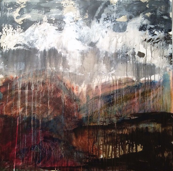 'After the dance' ... Acrylic on canvas ... This work will be available at Ffin Y Parc Gallery in 2015 www.welshart.net