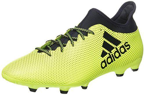 adidas Herren X 17.3 Fg Fußballschuhe Weiß Mehrfarbig (Solar Yellow/legend Ink… – amazonmode