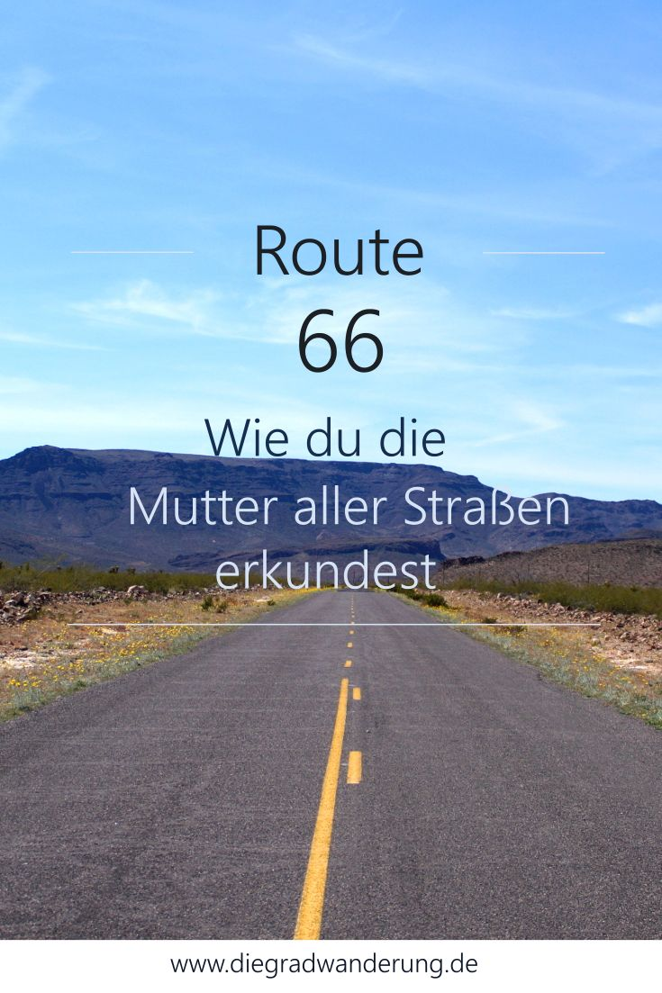 Route 66, USA, Westcoast, Wild West, Roadtrip, Mother Road