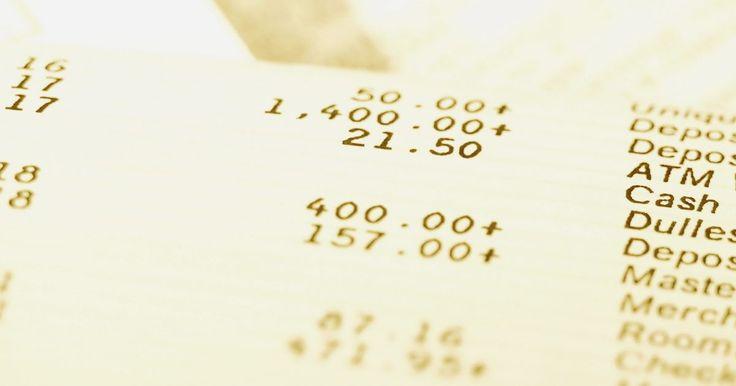 Como crear una columna de saldo en Excel. Para mejorar tus estados de cuenta, añade columnas de saldo que se actualicen automáticamente cada vez que modifiques los datos. Ya sea que estés creando un estado de cuenta para tu banca personal, gastos comerciales o para el informe de un cliente, puedes almacenar y calcular todos los datos en Excel. Las columnas de saldo realizan cálculos sobre ...