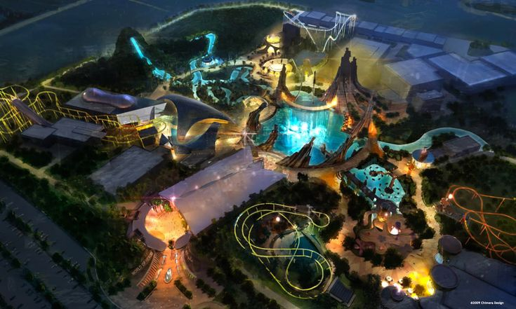 Marvel Theme Park in Dubai