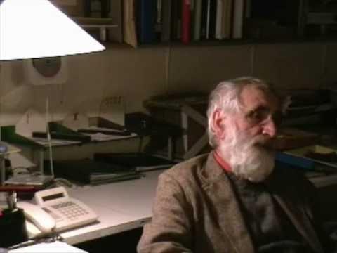 Enzo Mari sulla creatività - YouTube
