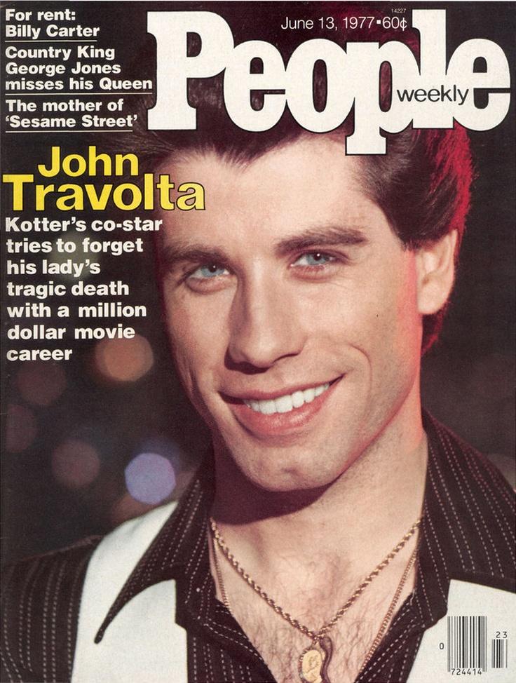 People magazine, June 13, 1977 — John Travolta in Saturday Night Fever