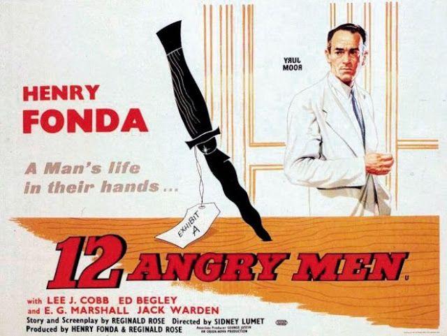 [Film Review] 12 Angry Men - 12 Người đàn ông giận giữ!