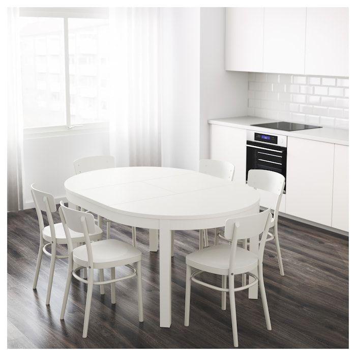 Bjursta White Extendable Table Ikea Extendable Dining Table Extendable Kitchen Table Table