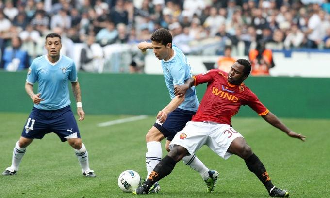 Roma - Lazio 1-2 #26agiornata