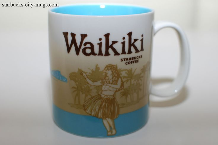 Waikiki | Starbucks USA Global Icon Collection