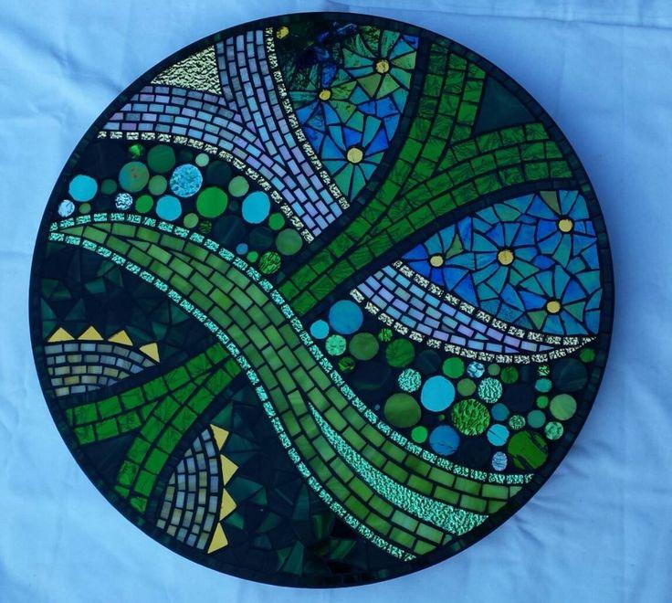 Mejores 1251 im genes de mosaics 5 en pinterest arte con for Imagenes de futones