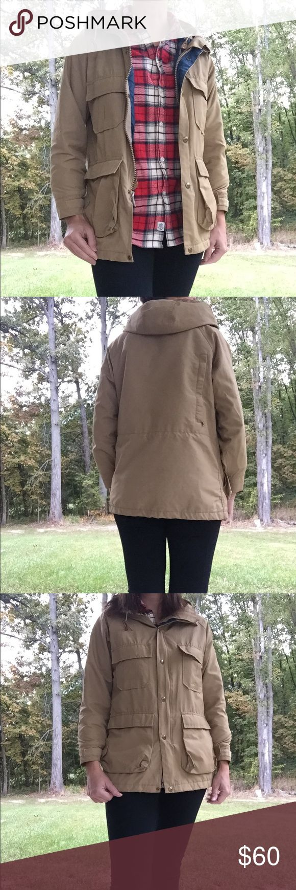 L.L. Bean Baxter State ladies parka/jacket L.L. Bean Baxter State parka/jacket, excellent condition, fully lined, weatherproof, comfortable and stylish. This is more of a light coat and made with 60% cotton and 40% nylon. Size small. Bundle and save 15% on 2 or more items! L.L. Bean Jackets & Coats Utility Jackets