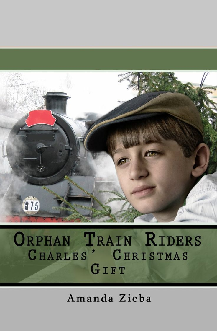 Charles' Christmas Gift is a book in the Orphan Train Riders Series. It follows Charles as he struggles to find happiness and a new home by Christmas. A perfect book for your classroom in the month of December! Read this children's chapter book with unit study guide (perfect for homeschoolers!) included. Find on TeachersPayTeachers.com or Amazon.com