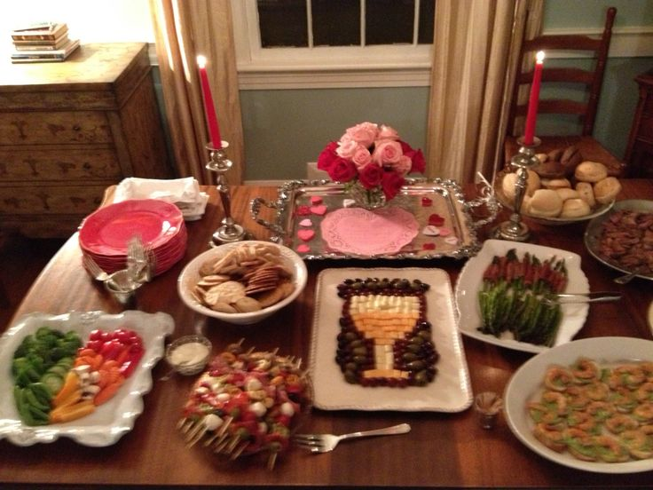 Wine Dinner Party Ideas Part - 28: Valentines Wine Tasting Party- Food