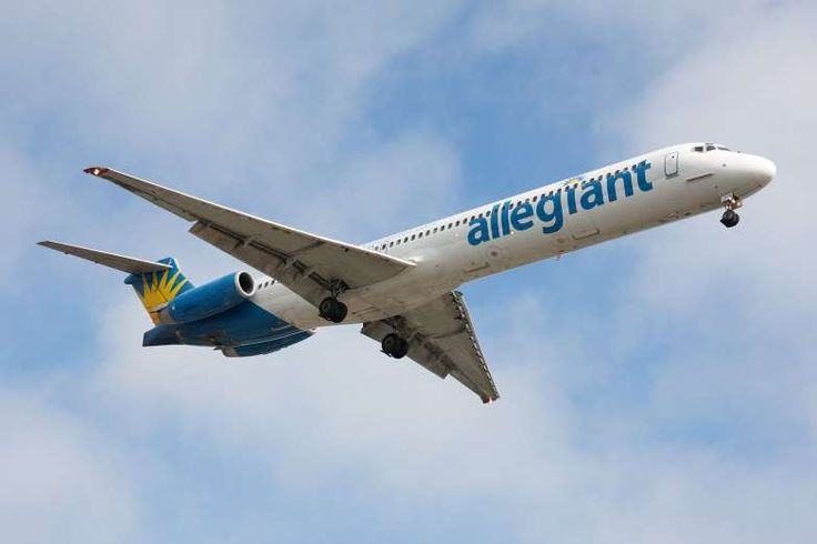 7 Low-Fare Airlines You've Probably Never Heard Of  -  March 9, 2017:    ALLEGIANT AIR:    Allegiant Air is a low-cost, domestic American airline with routes from 20 US airports. Flights from Los Angeles, Las Vegas, Phoenix, and Florida travel to the most cities.