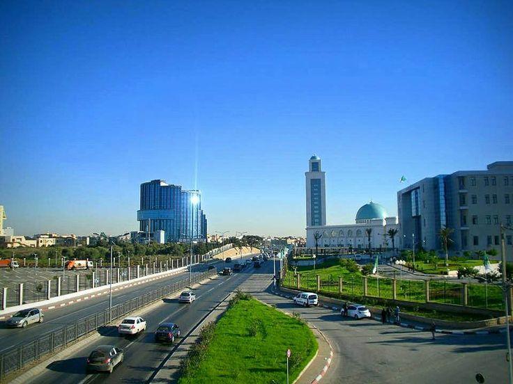 https://flic.kr/p/A3ZKaH | Oran City - Algeria | Oran the bride Mediterranean - Algeria _ وهران عروس البحر الابيض المتوسط - الجزائر