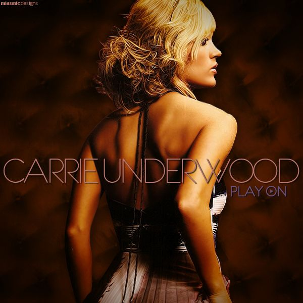 Love her hair!                                                                                                                                                           Carrie Underwood - Play On                                                       ..
