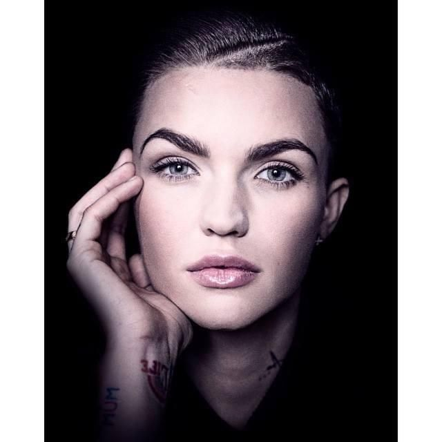 Nai'xyy Ruby Rose Model Ruby Rose Langenheim, better known as Ruby Rose, is an Australian model, DJ, recording artist, actress, television presenter, and former MTV VJ. Wikipedia