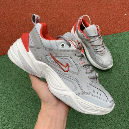 91e3e9b29ff Nike M2K Tekno Metallic Silver Marbled BQ3378-001 To Buy-5