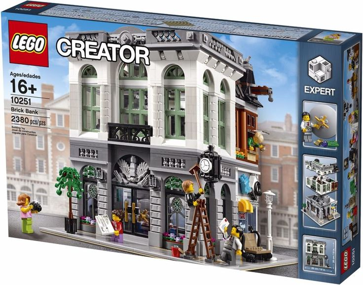 182 best legos sets images on Pinterest | Legos, Toys and City