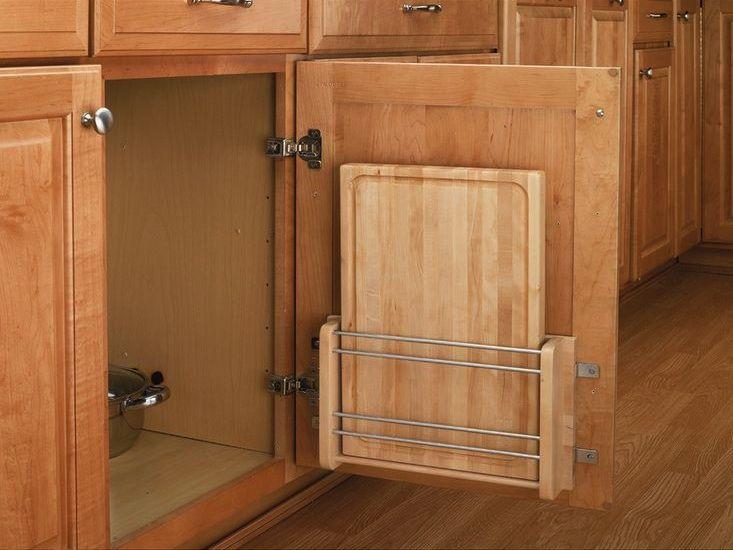 Rev-A-Shelf Door Mount Cutting Boards: Remodelista