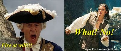 Pirates of the Caribbean meme