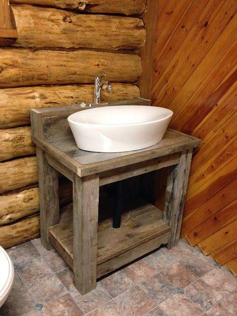 20 Things You Can Build with Reclaimed Wood - 25+ Best Reclaimed Wood Vanity Ideas On Pinterest Subway Tile