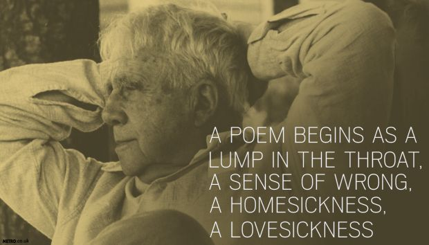 World Poetry Day: XX quotes from poets about poetry MylesGoode