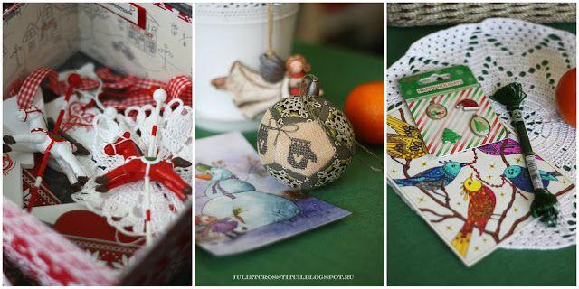 Juliet Magic Cross Stitching: Happy New Year hasn't gone yet