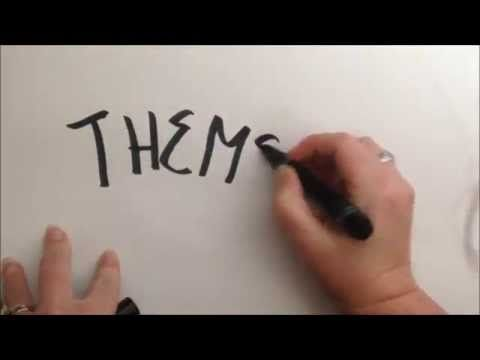 The only way you will ever need to teach theme - YouTube