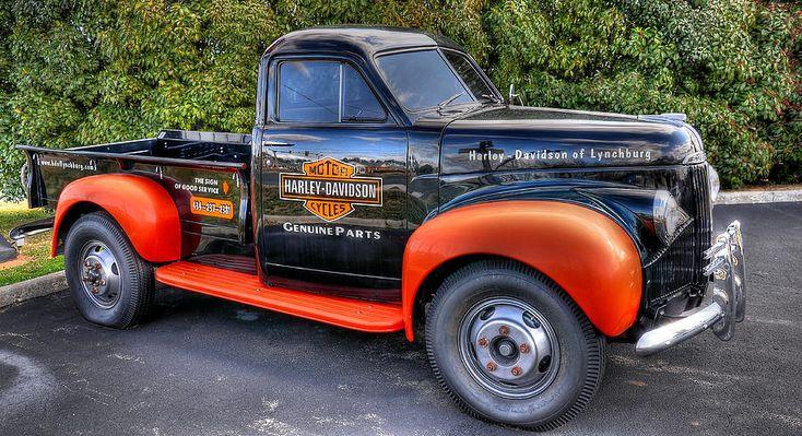 harley-davidson vechiles | Harley Davidson Truck Photograph - Harley Davidson Truck Fine Art ...