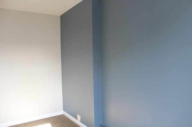 Home Renovations Part 1: Paint Benjamin Moore Normandy