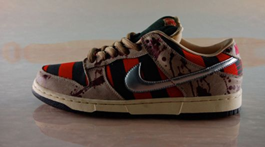 Nike Dunk Low SB Freddy Krueger