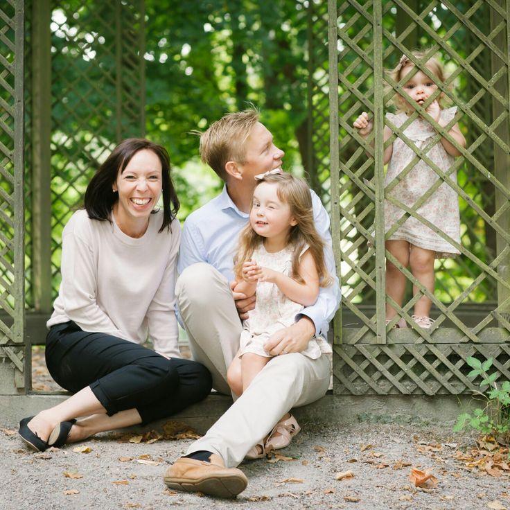 Familjefotografering av Fotograf Marit Solblad Family photo ideas