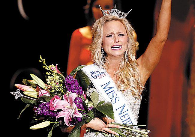 9. Miss Nebraska 2013 JaCee Pilkington