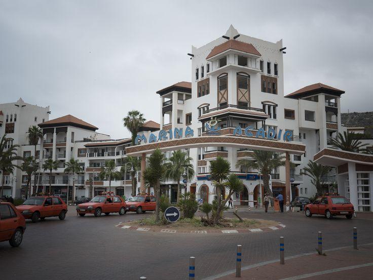 In der Marina von Agadir kann man noch Wohnungen kaufen ca. 300 T €