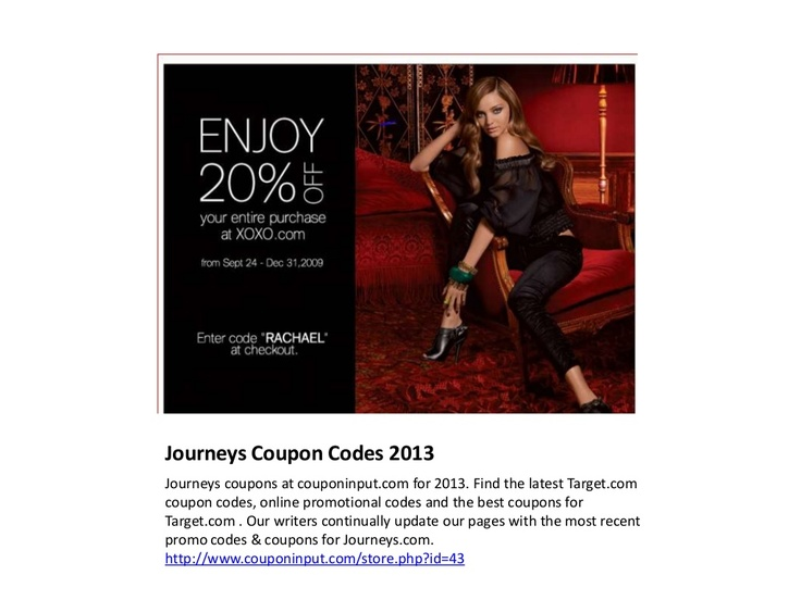 Get 8 Health Journeys coupon codes and promo codes at CouponBirds. Click to enjoy the latest deals and coupons of Health Journeys and save up to 40% when making purchase at checkout. Shop yiiv5zz5.gq and enjoy your savings of November, now!