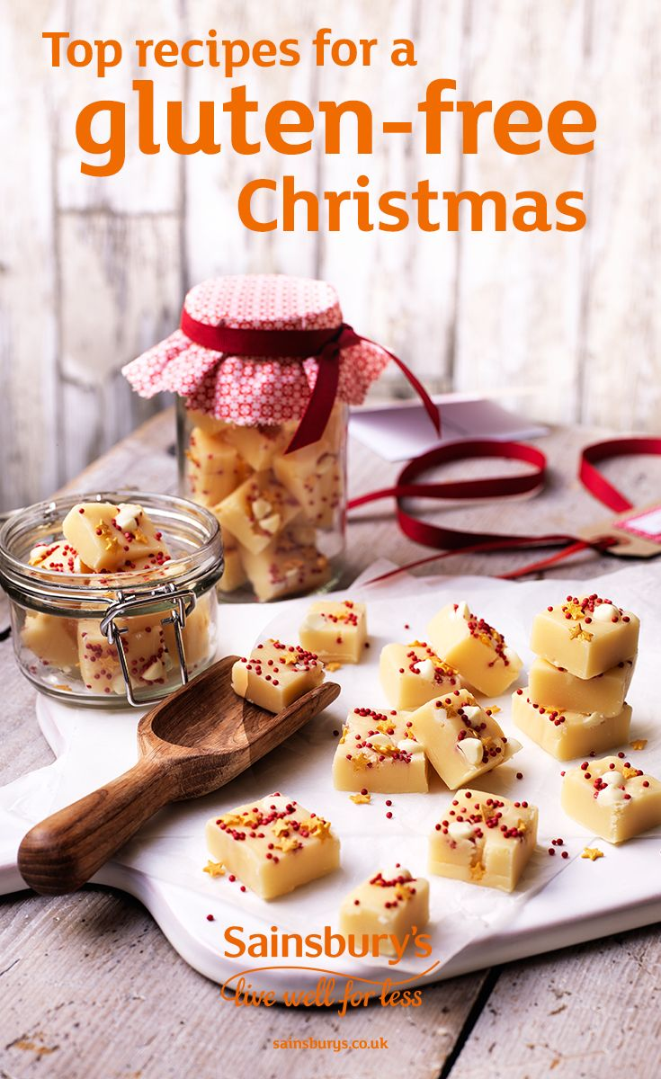 We've hand-picked our top gluten free Christmas recipes that we know you'll love. Try our gluten-free bread sauce recipe, gluten-free rum sauce, gluten-free Christmas pudding and gluten-free stuffing. Not forgetting tasty gluten-free mince pies and a delicious gluten-free roast vegetable and hazelnut crumble.