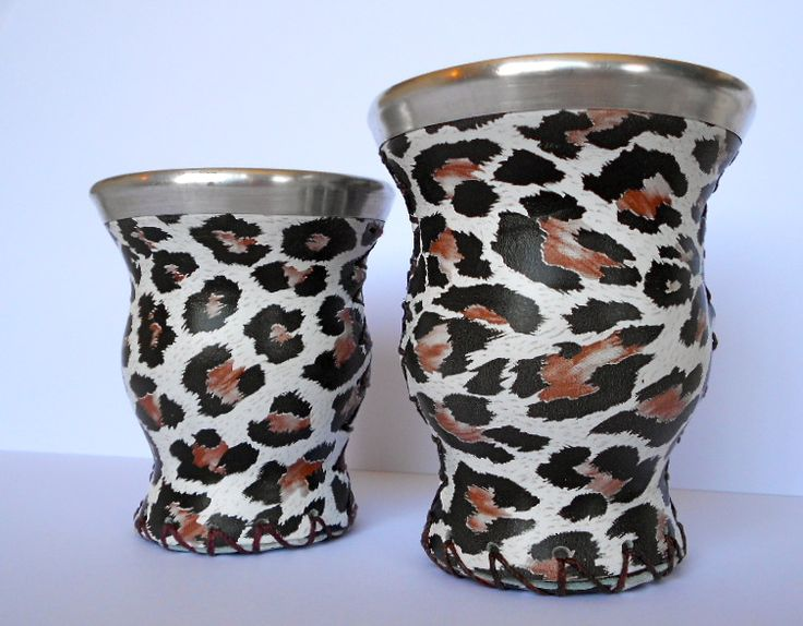 Mate animal print nº4 Grande CL$12.990.- Chico CL$10.990.-