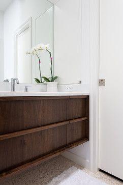Vanity Designs For Bathrooms 110 best white bathroom with wood or dark vanity images on