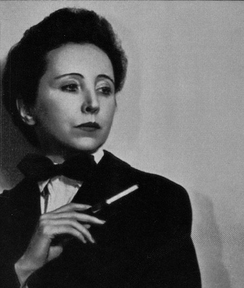 "Anaïs Nin, ""I, with a deeper instinct, choose a man who compels my strength, who makes enormous demands on me, who does not doubt my courage or my toughness, who does not believe me naïve or innocent, who has the courage to treat me like a woman."""