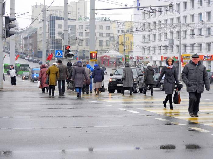 и как по ней перейти дорогу без потерь  Пробки – насущная проблема почти любого города и Витебск совсем не исключение. Самое главное – попав в пробку, необходимо сохранять спокойствие. Фото Светланы Васильевой Наверное, каждый водитель, стоя в автомобильно�