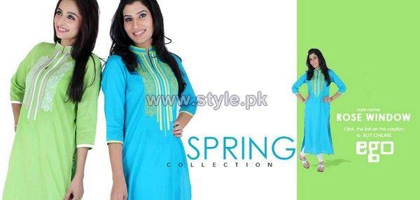 Ego Spring Dresses 2014 For Women