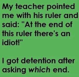 Super funny.