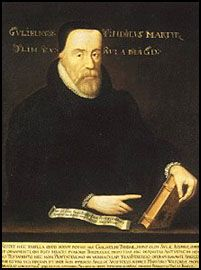 William Tyndale was an English scholar who became a leading figure in Protestant reform in the years leading up to his execution. He is well known for his translation of the Bible into English. Wikipedia Born: 1490, North Nibley Died: October 6, 1536, Vilvoorde, Belgium Education: University of Cambridge, University of Oxford, Magdalen College, Oxford, Hertford College, Oxford